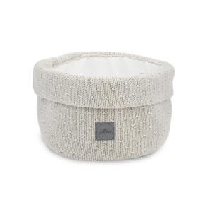 mandje Bliss knit nougat