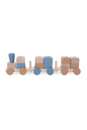 speelgoedtrein blue