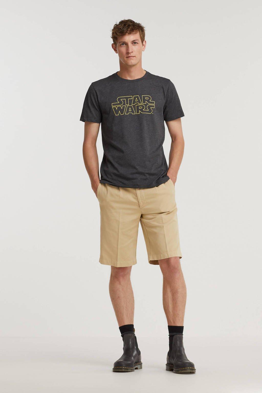 GAP Star Wars T-shirt met printopdruk antraciet, Antraciet