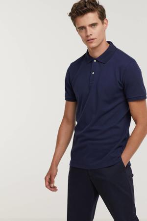regular fit shirt blauw