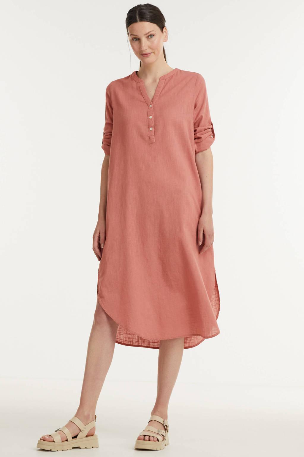 B.Young jurk oudroze, Oudroze