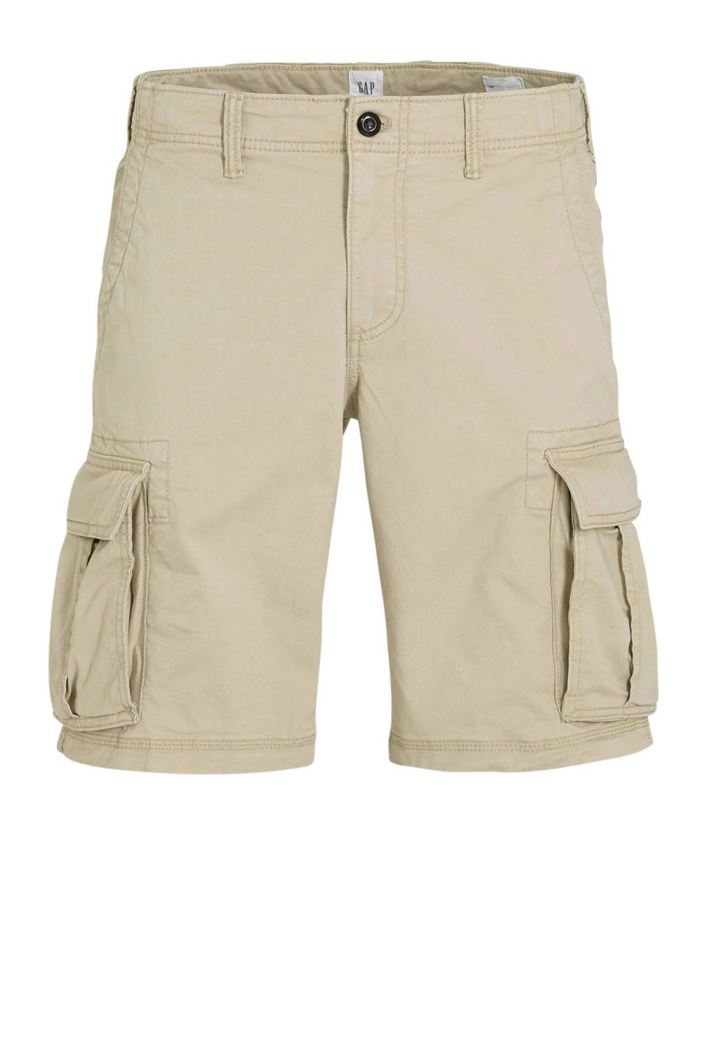 GAP regular fit cargo short beige, Beige