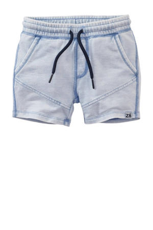 sweatshort Filbert light denim