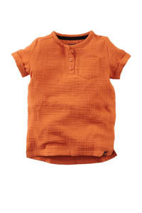 Z8 T-shirt Snapdragon roestbruin, Roestbruin