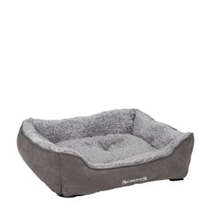 Cosy hondenmand Grey M