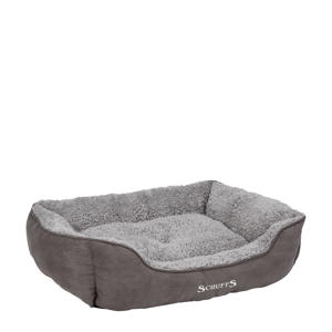 Cosy hondenmand Grey L