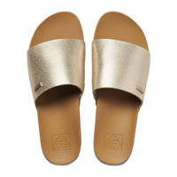 Reef Cushion Scout  slippers goud, Goud
