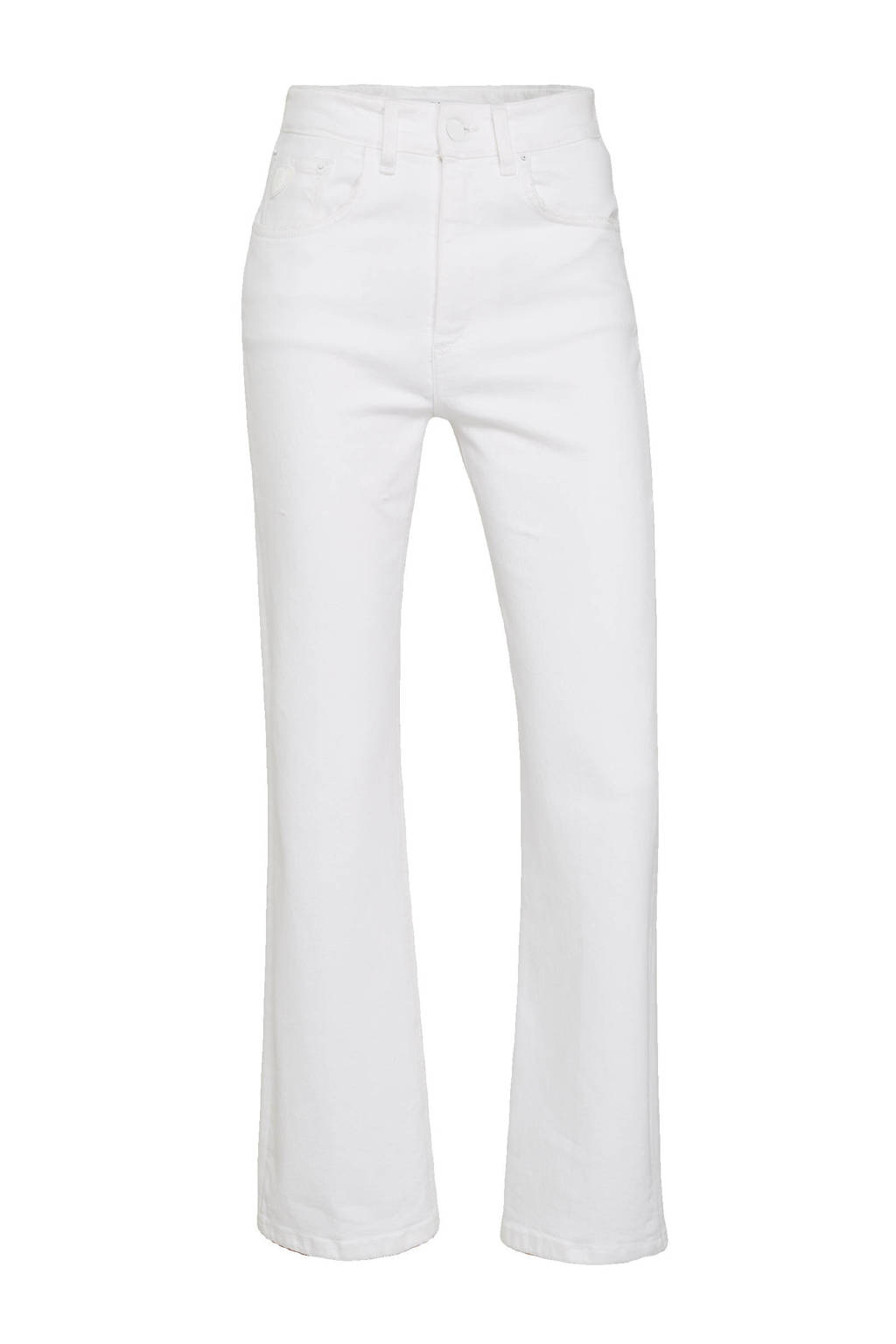 Lois high waist straight fit jeans 2628 River 6386 Nicci White rinse, Rinse