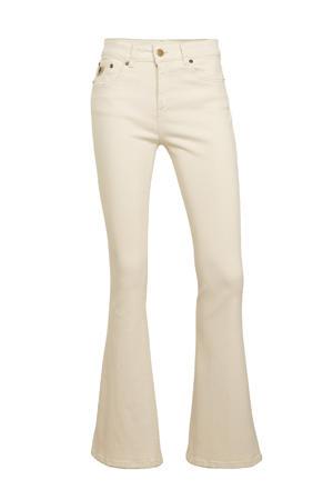 high waist flared jeans 2007 Raval-16 6384 Nicci Ecru ecru