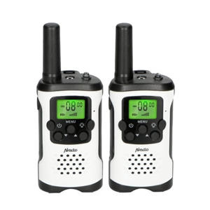 FR-175 Set van twee walkie talkies - zwart