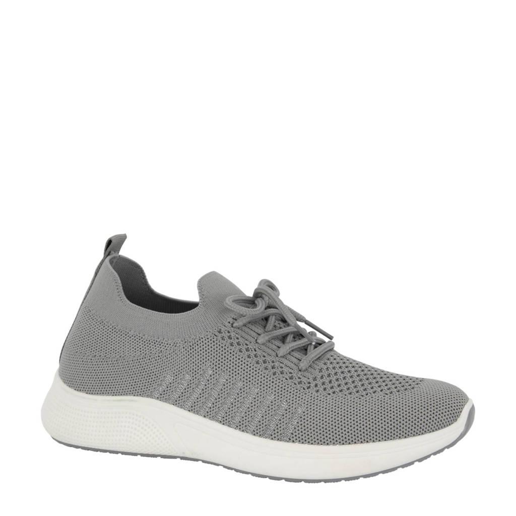 Venice   sneakers grijs, Grijs