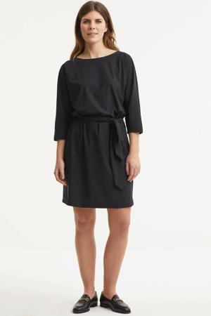 jurk van travel zwart