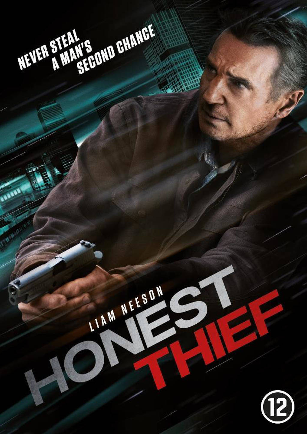 Honest Thief (NL-only) (DVD)
