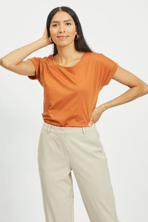 T-shirt oranje VIDREAMERS