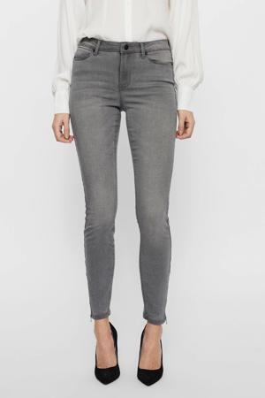 skinny jeans VMTILDE met biologisch katoen light denim