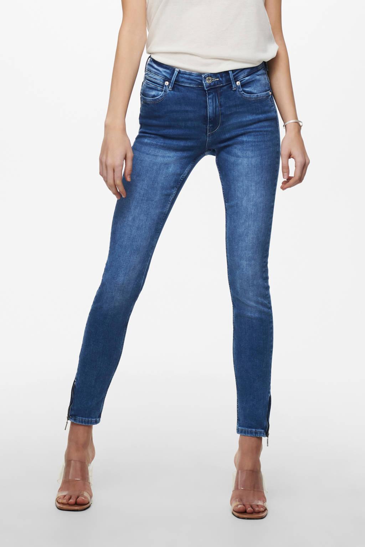 ONLY skinny jeans ONLKENDELL blauw, Blauw