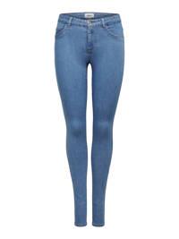 ONLY skinny jeans ONLRAIN blauw, Blauw