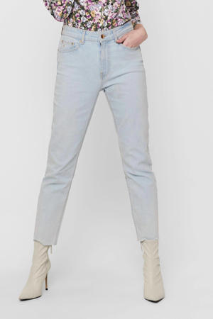 straight fit jeans ONLEMILY light blue wash