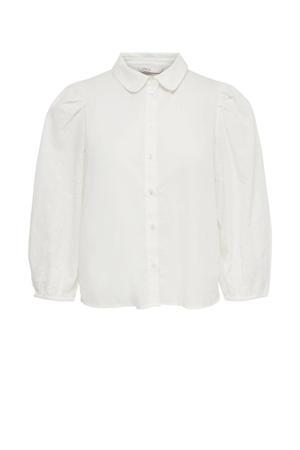 blouse ONLEMILIE wit