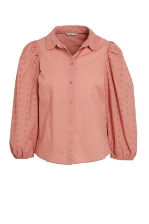 blouse ONLEMILIE oudroze