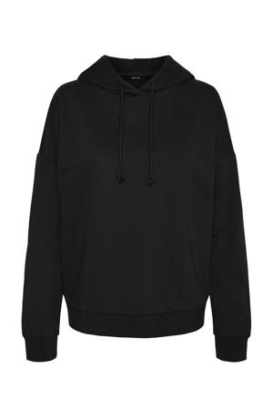 hoodie VMOCTAVIA zwart