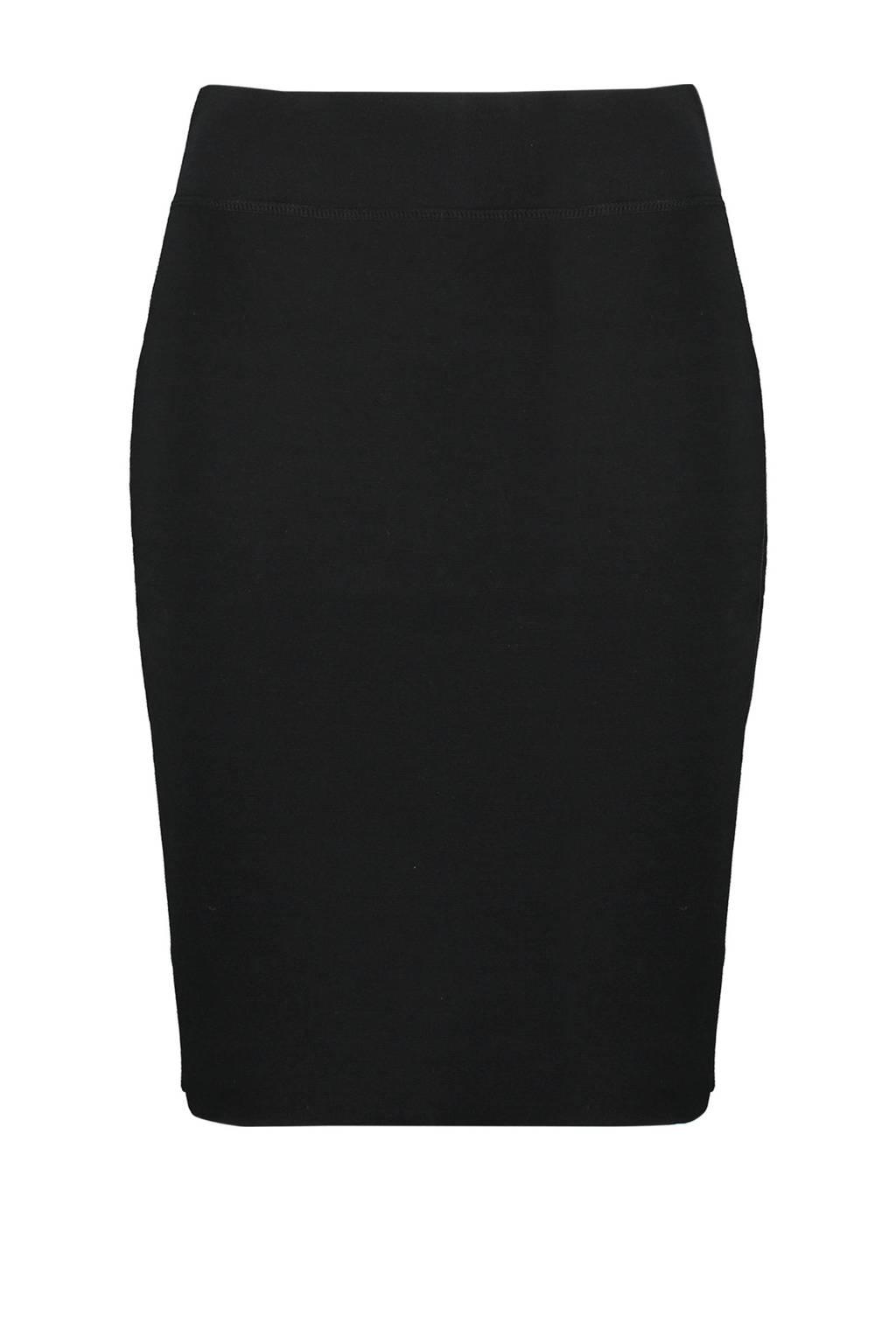 Claudia Sträter rok zwart, Zwart