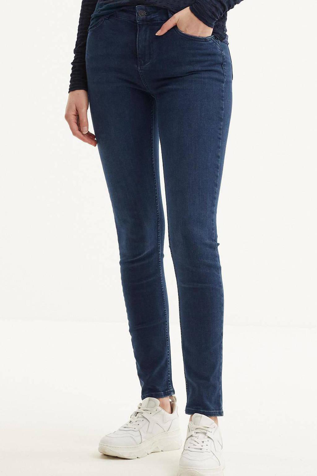 Claudia Sträter skinny jeans dark denim, Dark denim