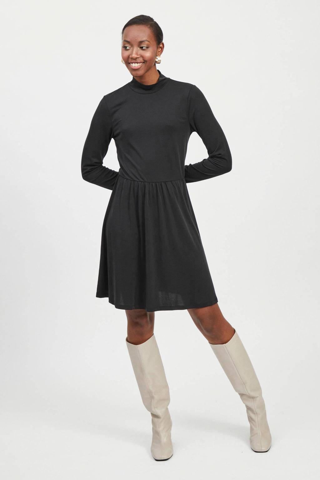 OBJECT jurk zwart OBJNADIA, Zwart