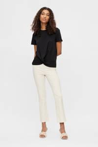 OBJECT T-shirt OBJSTEPHANIE zwart, Zwart