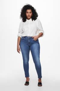 ONLY CARMAKOMA skinny jeans CARKARL medium blue denim, Medium blue denim
