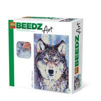 SES Beedz Art Wolf, Multi kleuren