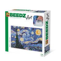 SES Beedz Art Van Gogh - De sterrennacht, Multi kleuren