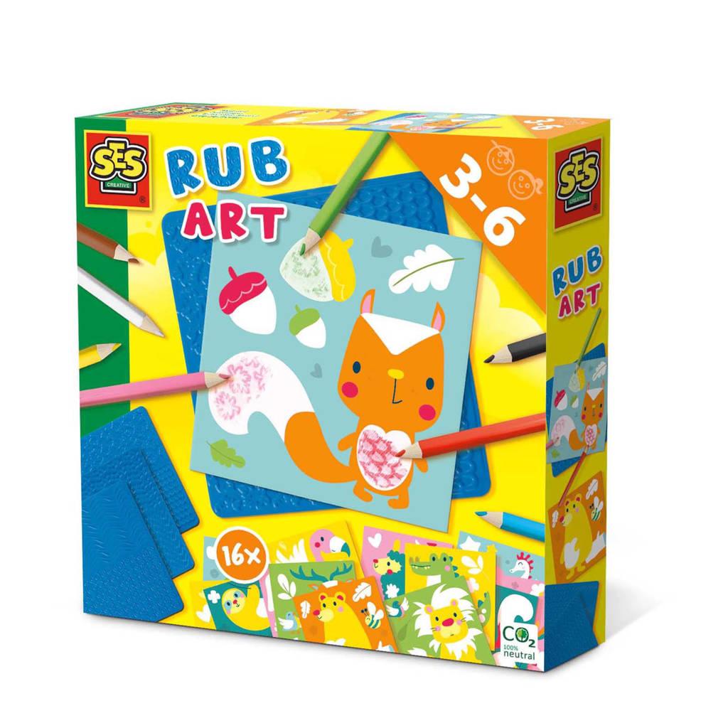 SES Rub Art