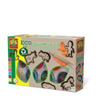 SES Eco klei mega set (7x90gr met tools)