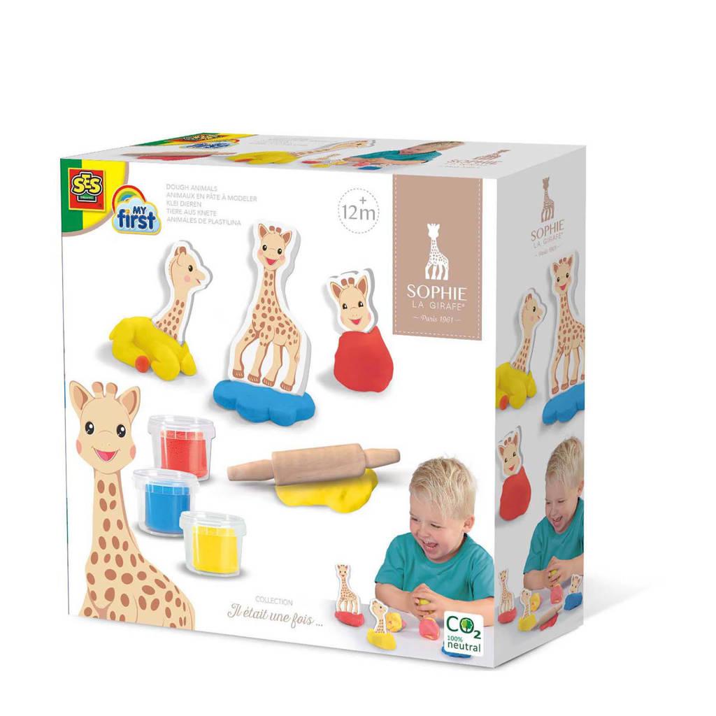 SES My first Sophie la girafe - Klei dieren