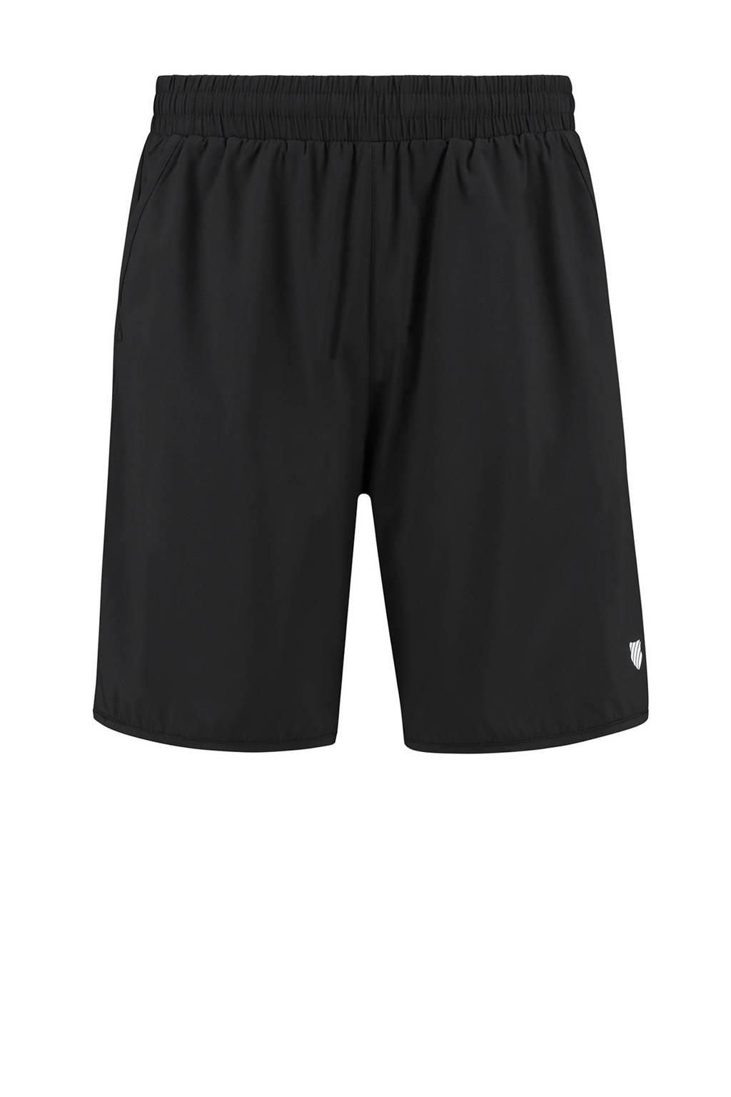 K-Swiss   sportshort zwart, Zwart