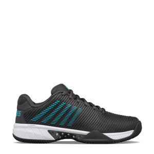 Hypercourt Express 2 hb tennisschoenen grijs/blauw/wit