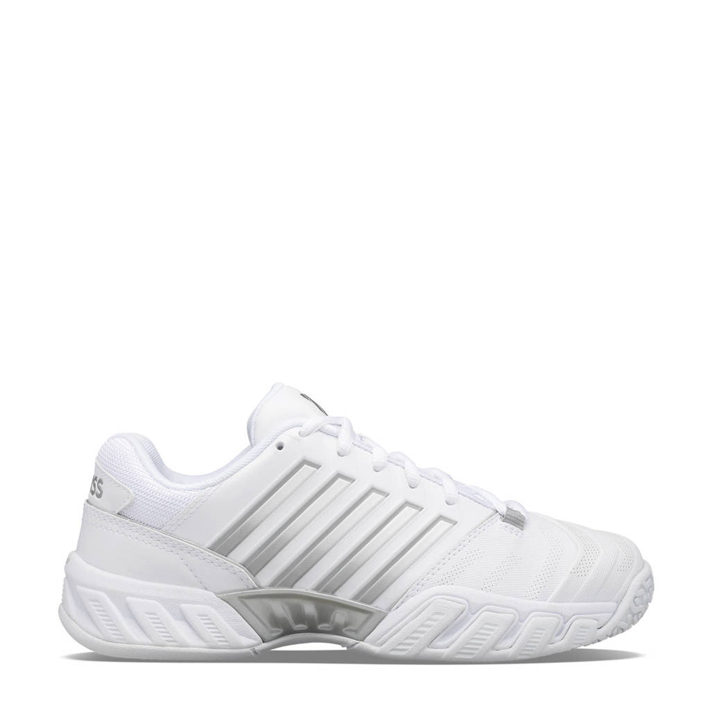 K-Swiss Bigshort Light 4 Omni tennisschoenen wit/zilver, wiut/zilver