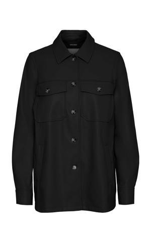 coated jack VMSOLAHIT zwart