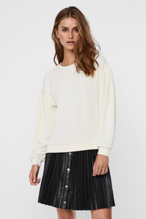 sweater VMENA ecru
