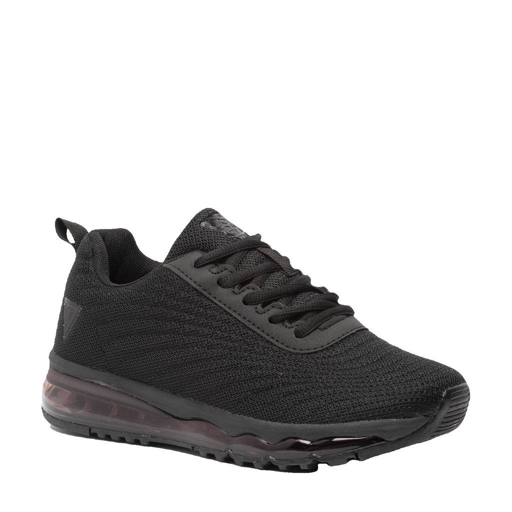 Scapino Osaga   sneakers zwart, Zwart/Zwart
