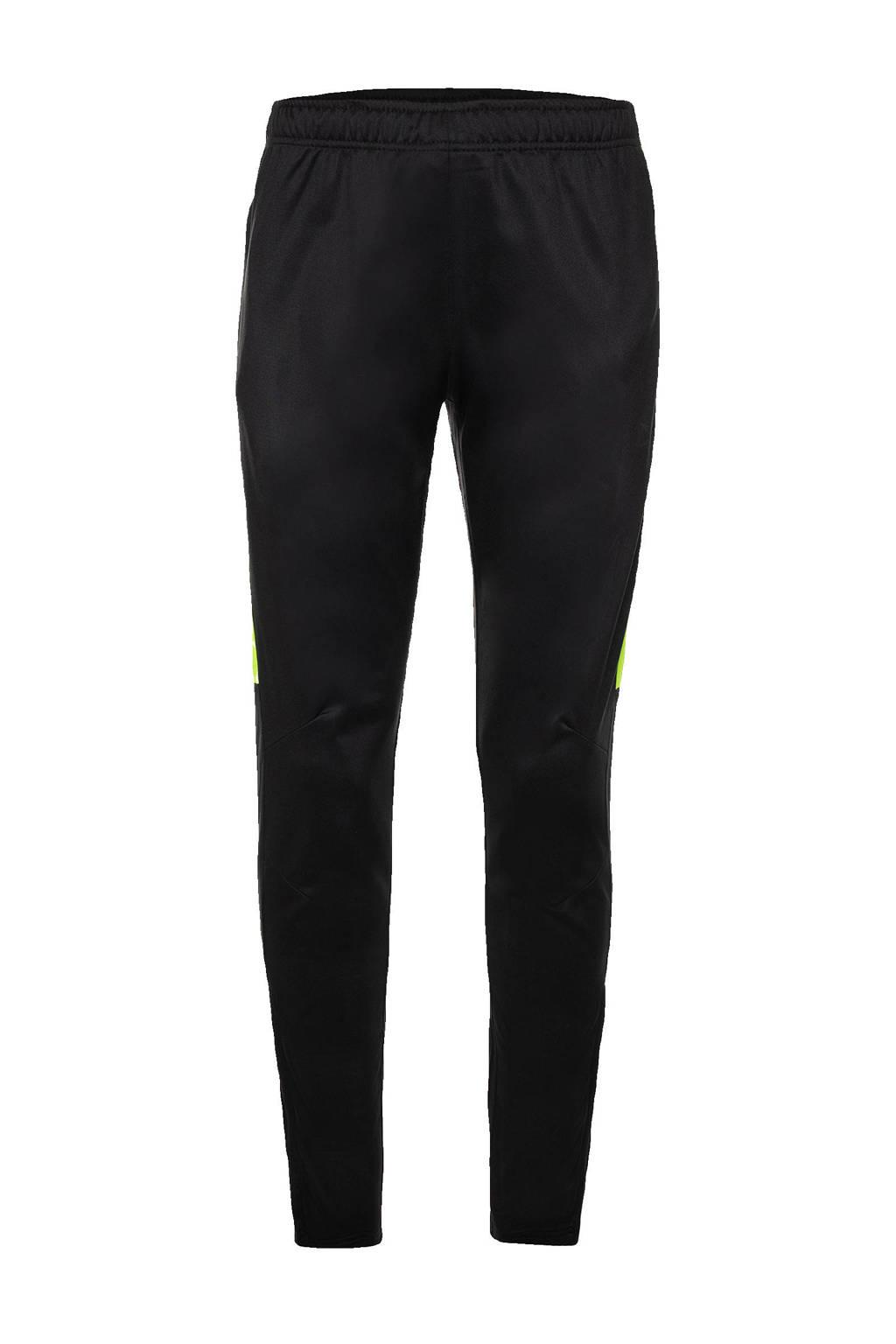 Scapino Dutchy Senior  voetbalbroek zwart/geel, Zwart/geel