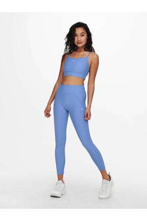 7/8 sportlegging Janis blauw