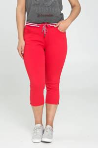 Cassis capribroek rood, Rood