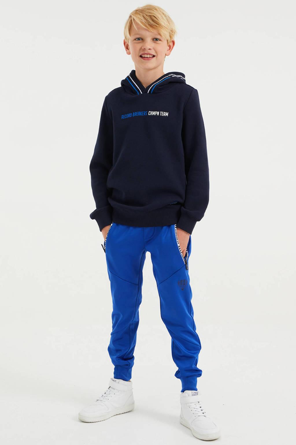 WE Fashion broek hardblauw, Hardblauw
