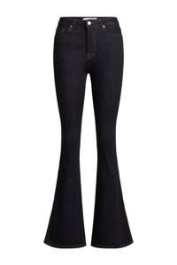 WE Fashion Blue Ridge flared jeans rinse denim, Rinse Denim