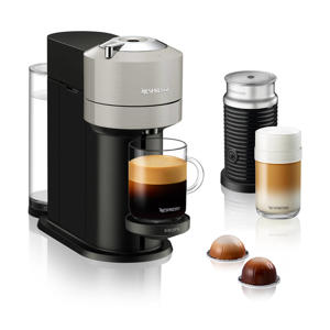 Vertuo Next XN911B Bundel koffiezetapparaat (grijs)