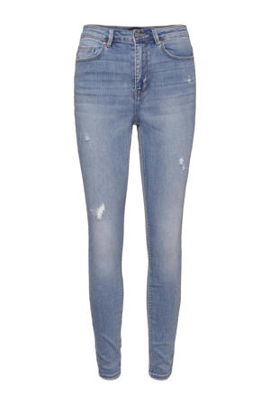skinny jeans VMSOPHIA light denim