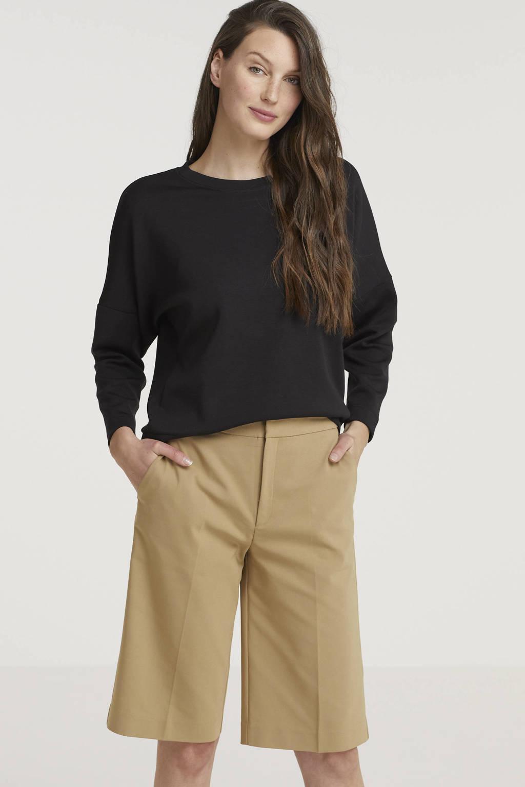 Inwear straight fit bermuda Zella camel, Camel