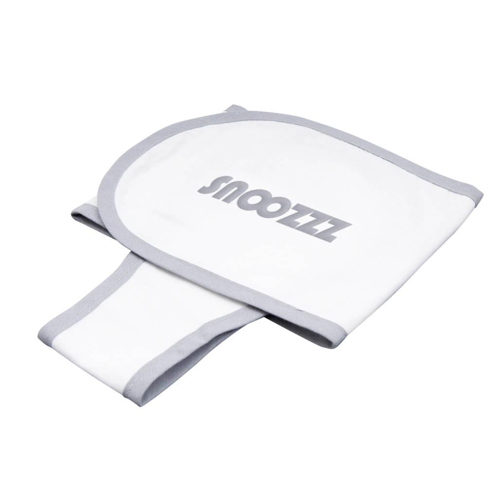 Snoozzz Kinderwikkel - geschikt voor Slaapwikkel - 6+ maanden, Wit